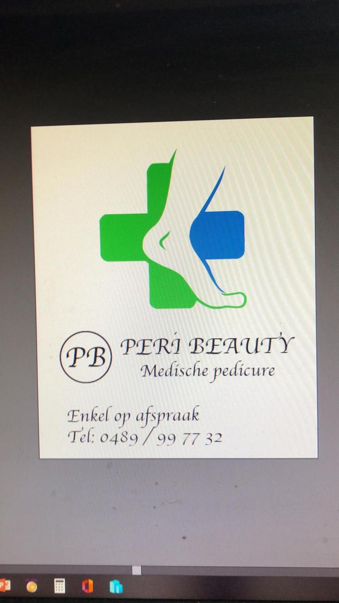 Pedicure Beringen